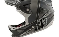 Troy Lee Designs D3 Starburst Black Fullface Helm XL *NEU*