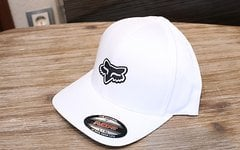 Fox Flexfit Cap white L/XL *NEU*