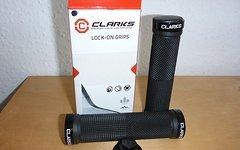 Clarks Lock on Grips Griffe schwarz