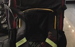 Evoc Fr Enduro 16 Enduro–Rucksack mit integriertem Rückenprotektor