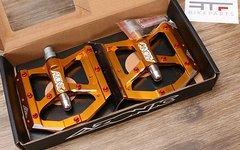 Azonic Wicked Pedals Orange *NEU*