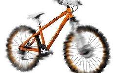 Haibike Dirtbike 4Cross Rahmen , NEU