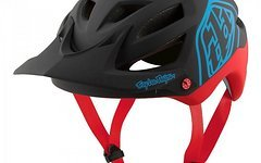 Troy Lee Designs A1 HELM MIPS CLASSIC BLACK / RED