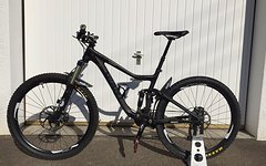 Giant Trance Advanced Carbon Gr.M