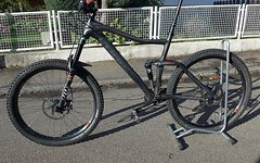 "Cube Stereo 160 HPC Race 27,5 in 20"" von 2014"