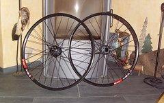 DT Swiss 445 D Laufradsatz mit XT Naben Allmountain