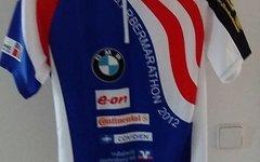 Gonso Trikot Arber Radmarathon 2012