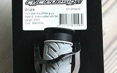 Cycledesign Twin Layer Grip Shift Griffe 92mm *neu*