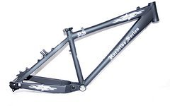 "St Hardride Series Rahmen DS, Dual/4X/Urban/Dirt, Gr. S (15"") - XL (18"") , black"
