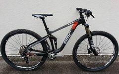 BMC Speedfox SF02 29 XT/SLX Modell 2015 RH: XS
