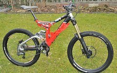 Scott High Octane (M) Scott High Octane FR Downhill Bike