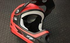 Urge Drift Enduro AM Helm Rot S