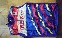 Trek USA Trikot XL Vintage