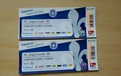 Darmstadt Ingolstadt am 10.3 Tickets