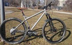 2Soulscycles Quaterhorse Ti XL x-12