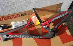 Devinci Spartan inkl. Rock Shox Monarch Plus RC3 Top Zustand