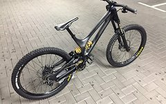 Specialized Demo Carbon Rahmen Large Reachset Öhlins