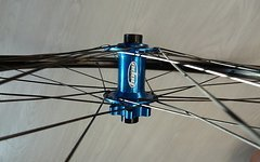Hope / Spank Laufradsatz Hope Pro Evo 2 mit Spank Oozy Trail 295