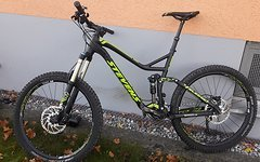 "Stevens Sledge 22"" enduro MTB Fully mountainbike"