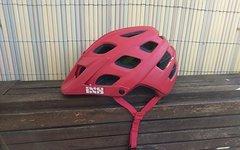 IXS Trails RS rot - S/M - wie neu!