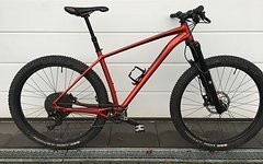 Specialized Fuse 6Fattie 27,5+/29 RAHMEN in L