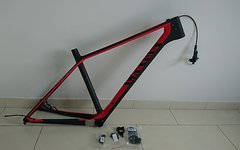 Canyon Exceed CF SLX, 29er, size L