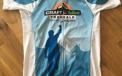 Craft Trikot Transalp 2013 Gr. M - neu und ungetragen