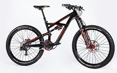 Specialized Enduro Ein Unikat mit High End Komponenten