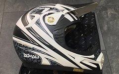 Kali Fullface DH Helm Gr. M