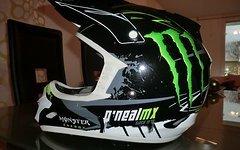 O'Neal Monster Energy Helm