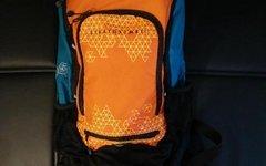 Amplifi Stratos MK II turquoise/orange - Größe L/XL