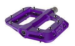 Race Face Chester Composite Flatpedal purple