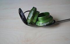 Hope Steuersatz 1 1/8, Team Green