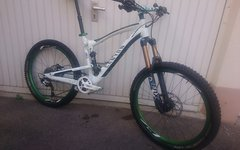 Canyon Strive AL 2013
