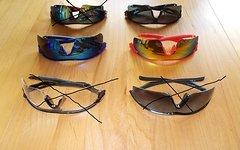 Enduro Mtb Brillen - Brille/Stück 5€ !