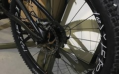 Mcfk Carbon Laufräder Laufradsatz LRS Tune King Kong MCFK Carbon 29 Boost