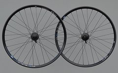 "MTB 26"" Disc Laufradsatz SHIMANO - Mountainbike Disk breite Felge Rigida"