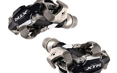 Shimano XTR Race Klickpedale PD-M9000 SPD inkl. Cleats SM-SH51