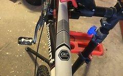 "Offroad Comp Mountainbike Rahmen 48 cm Alu schwarz 26/"" Disc PM NR106"
