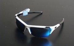 Tifosi Radius White / Gunmetal   Clarion Blue / AC Red / Clear