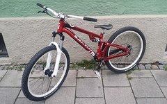 Specialized P Slope Custom Aufbau