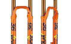 "Fox Racing Shox 36 Float 27.5"" HSC/LSC FIT Factory Shiny Orange TEAM Limited Federgabel 180 mm Modell 2018"