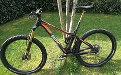 BMC Trailfox Tf02 Large mit FOX Factory Fahrwerk (Float X, 36 RC2, Transfer)