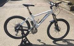Scott GENIUS 40 - 2011 - Fully Mountain Bike - Fox Talas