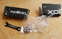 Xpedo Spry Ersatzpins + Tool