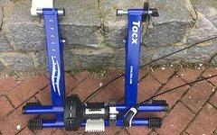 Tacx Rollentrainer inkl. Continental Reifen
