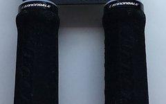 Cannondale Griffe Superlight Schraubgriffe schwarz