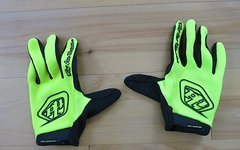 Troy Lee Designs Air Glove - Flo Yellow Handschuhe
