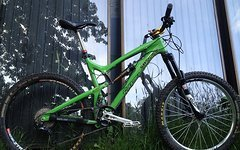 "Santa Cruz Nomad Carbon 26"" L komplett 2013"