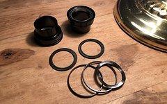 Ceramic Keramik Innenlager Pressfit BB92 86-107 - 41mm Rahmen - 30mm Welle